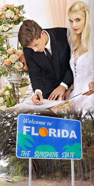 Review your will after being married in or moving to Florida.