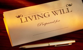 living will and estate planning