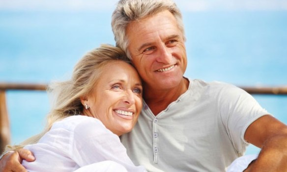 Retired couple estate planning