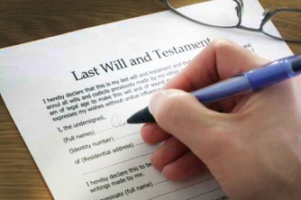 Include these 4 items in your will: Living Will, Durable Power of Attorney, Health Care Surrogate & Pre-Need Guardian Designation.