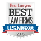 2015 Best Law firm
