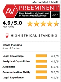 AV Preeminent Peer Award