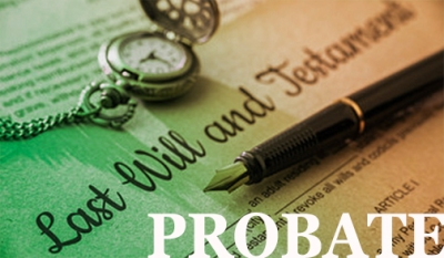 Probate and the courts